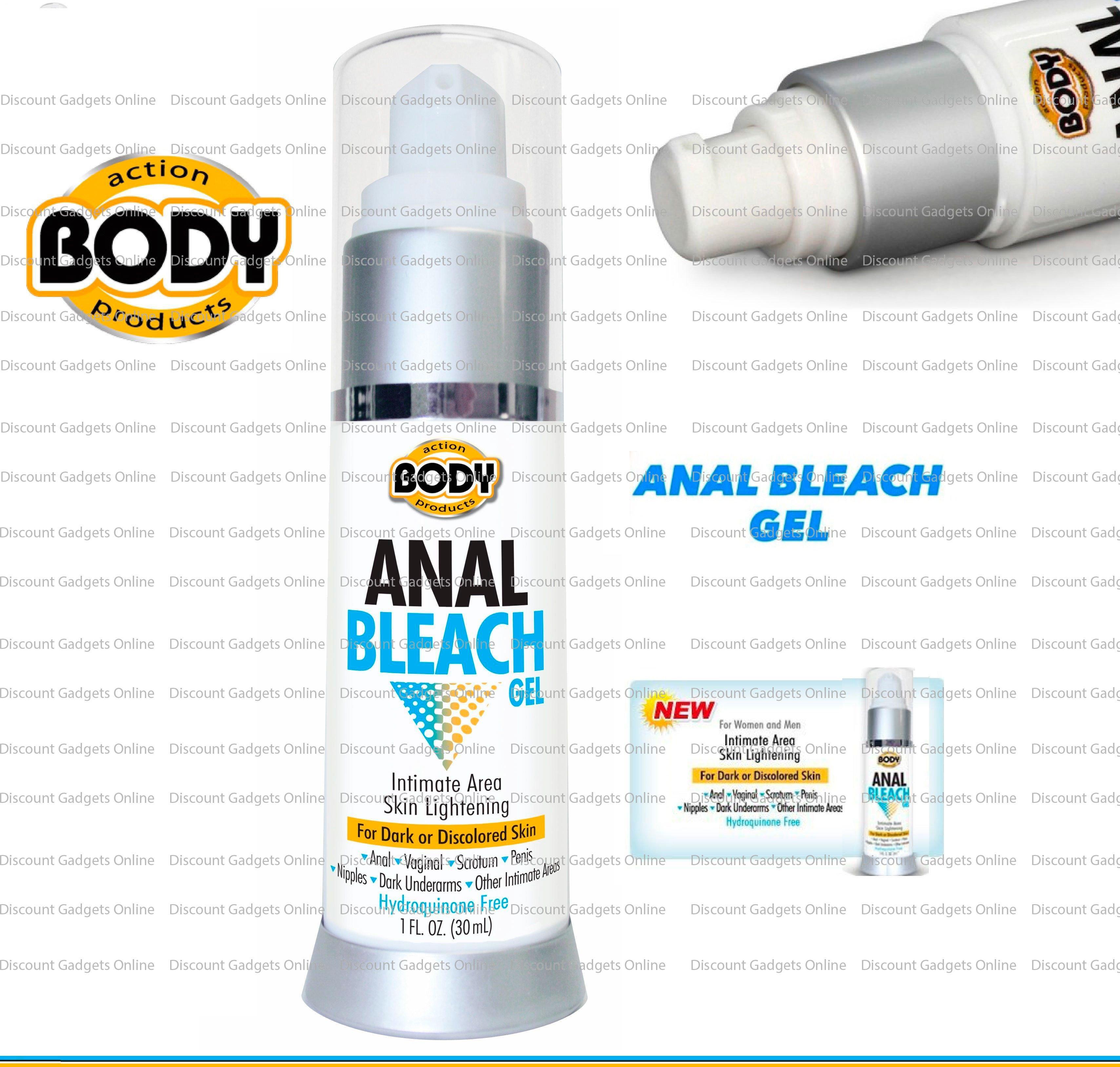 Bleaching creme anal Amaira Natural