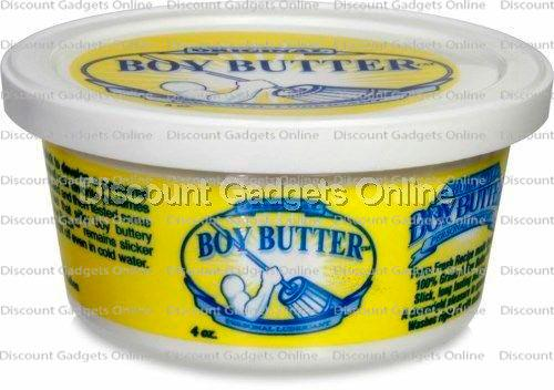 Brand butter lube anal