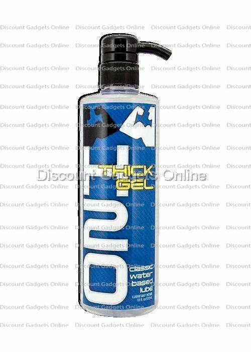 Details about Elbow Grease Water Based Gel Lube Regular Personal Sex  Lubricant 18 oz Pump