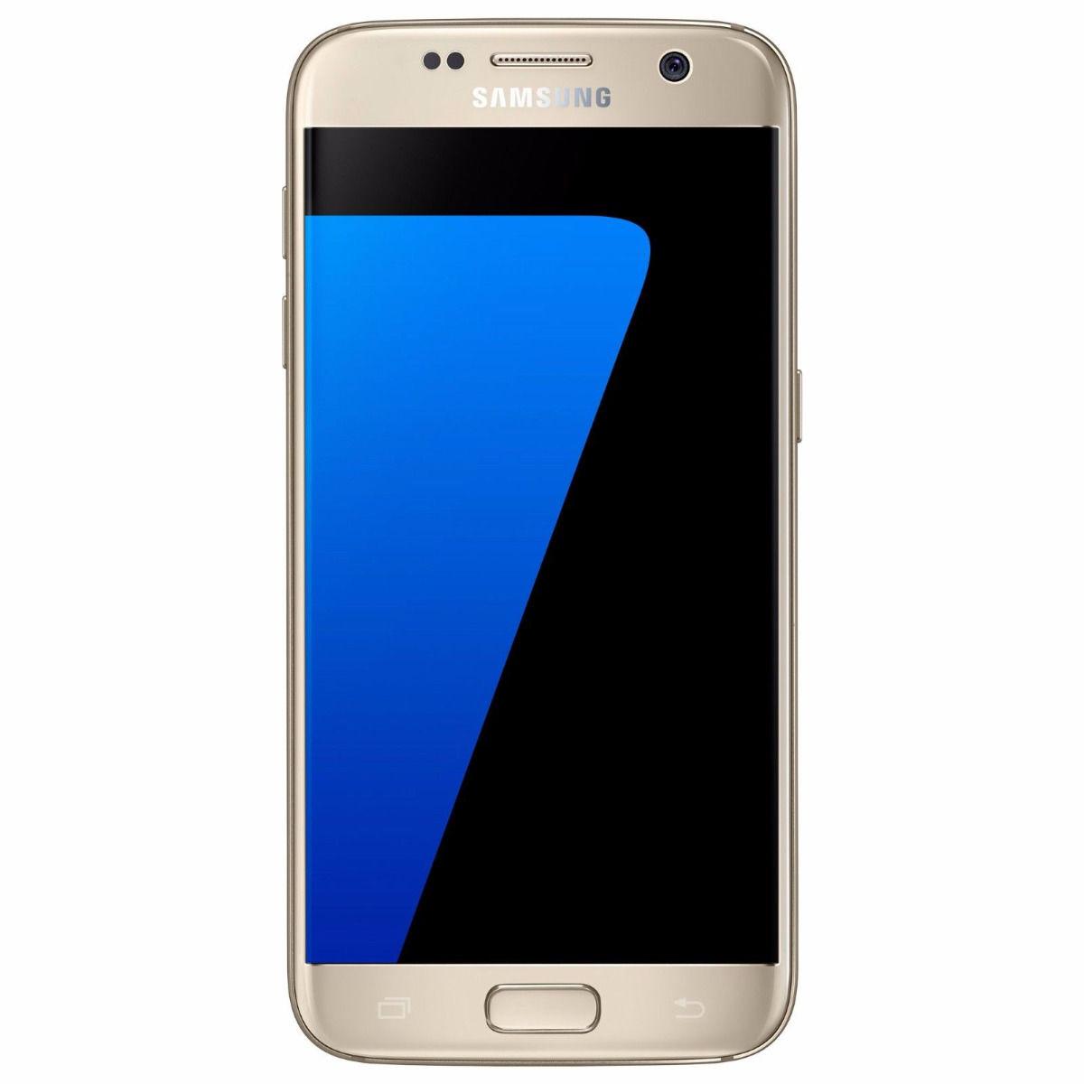 "Refurb Samsung Galaxy S7 5.1"" 32GB 4G LTE Unlocked Smartphone"