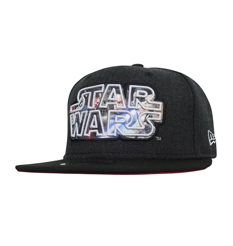 30f4d1868469e Star Wars  The Last Jedi Rey vs. Kylo Ren Logo 9Fifty Adjustable ...