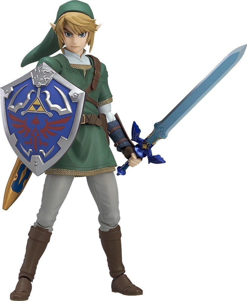 the legend of zelda link twilight princess ver figma action figure