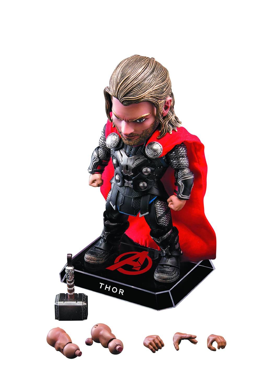 Los Vengadores Edad de Ultron huevo de ataque 013 Thor Figura De ...