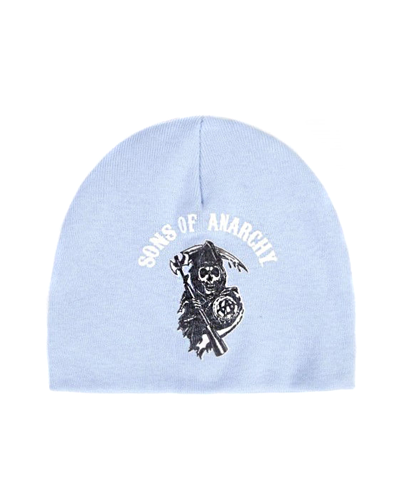 Sons Anarchy Reaper Print Logo Baby Beanie Hat