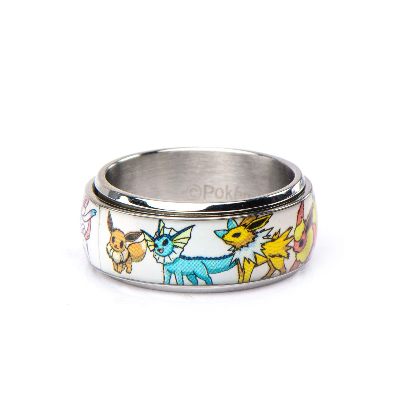 Pokemon Spinner Ring
