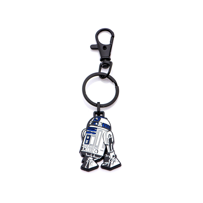 Aliex sells new Star Wars R2D2 stereo robot keychain creative gift car pendant