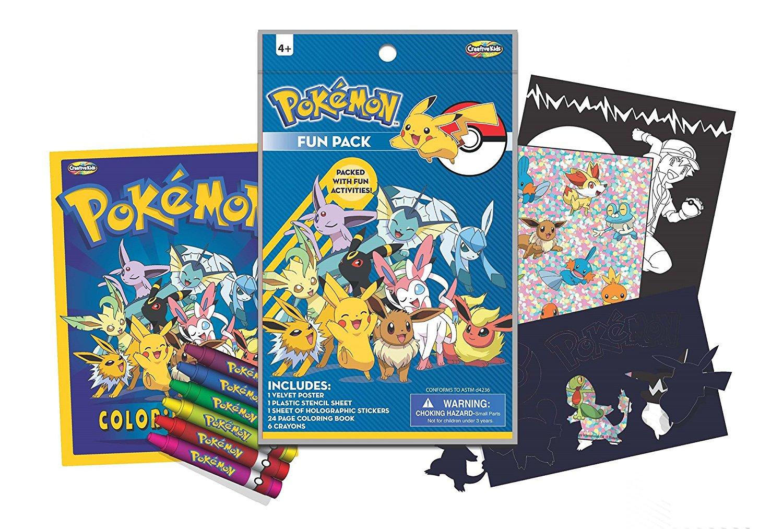 Pokemon Fun Pack 653899024000   eBay