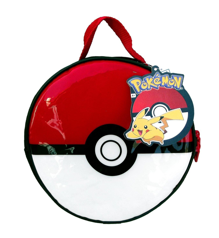Pokemon Pokeball Lunch Bag 688955851399  46ce2b49fb5dd