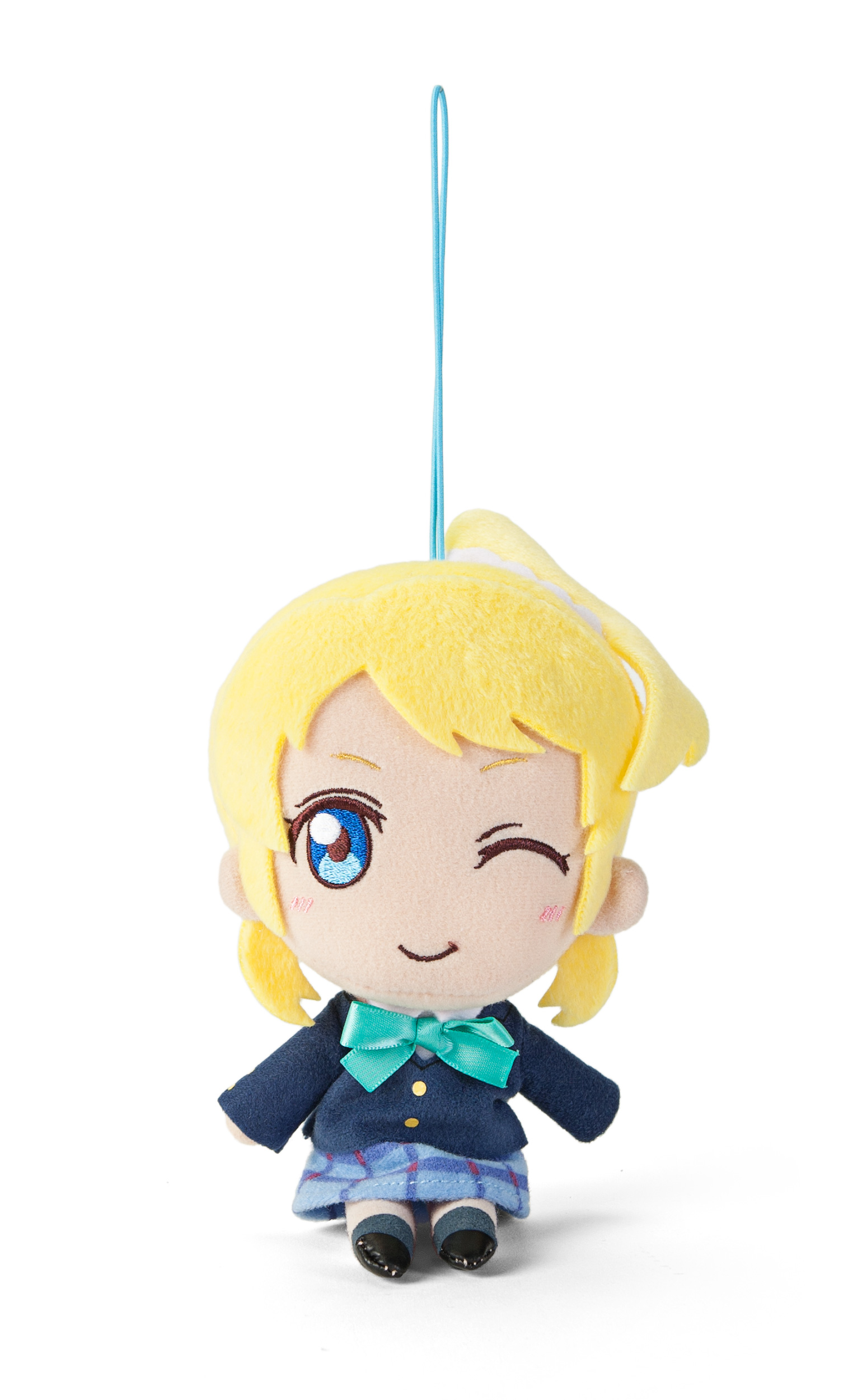 Details about Love Live! School Idol Project Ayase Eli Nico Plush Toy