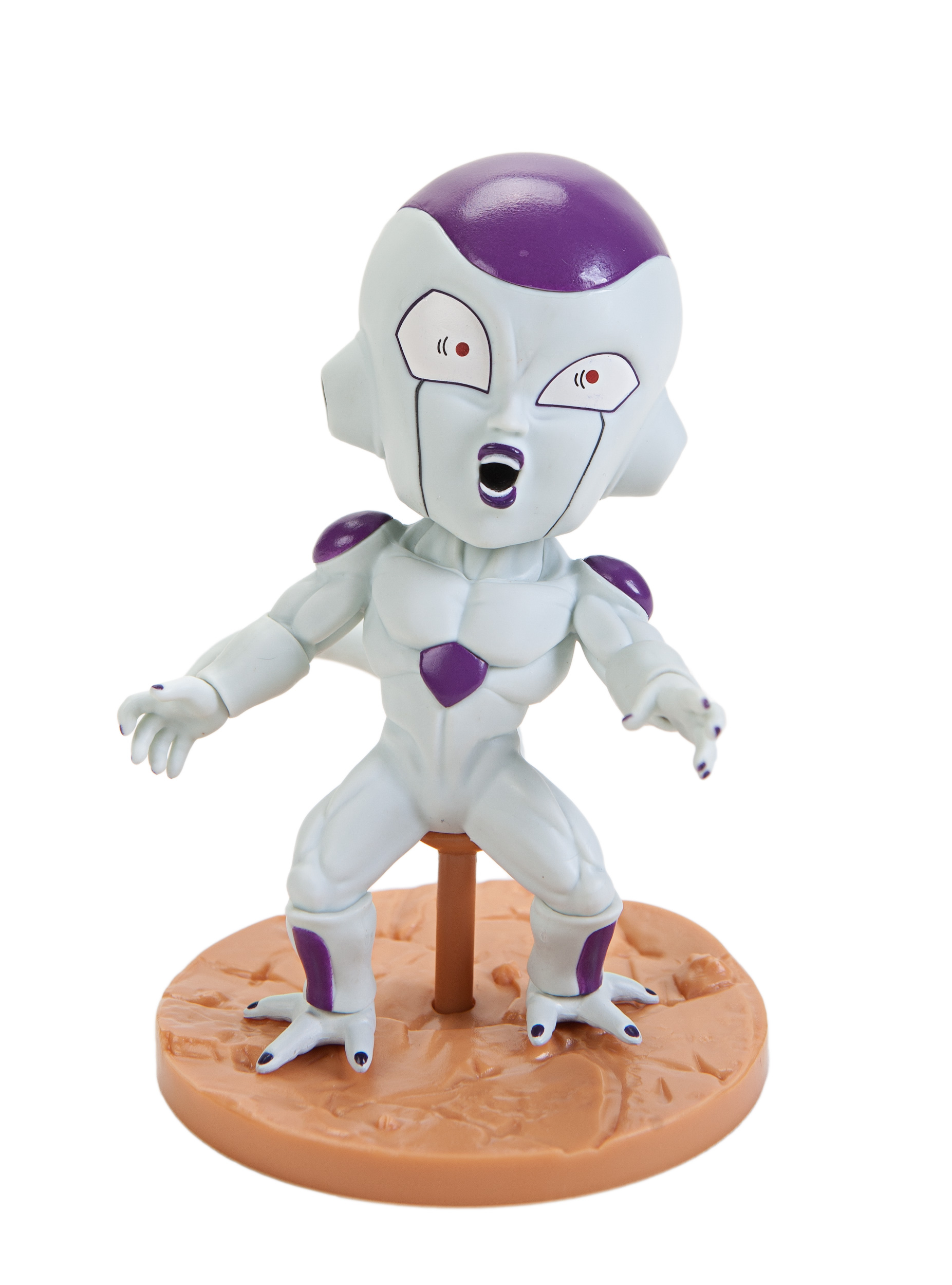 7.4inch Dragon Ball Z DBZ Final Form Frieza//Freeza Figure Toy with Box