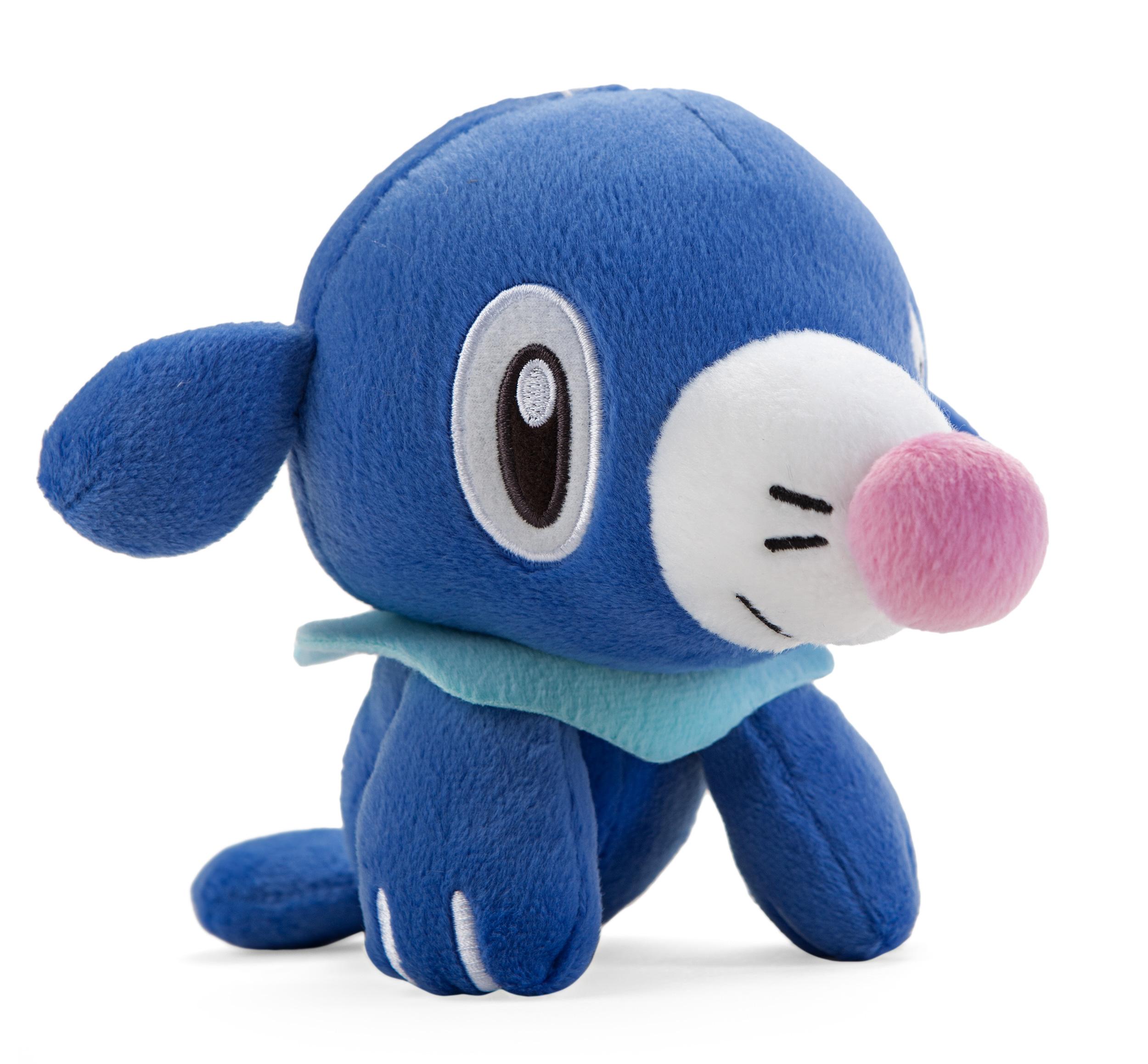 "8/""//18cm Cartoon Center POPPLIO Plush Toy Generation VII Sun Moon Birthday Gift^^"