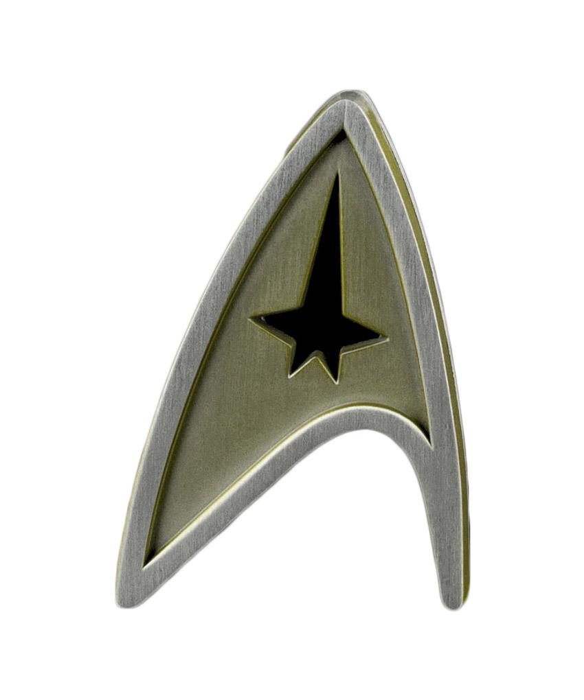 Star Trek Beyond Command Insignia Magnetic Badge
