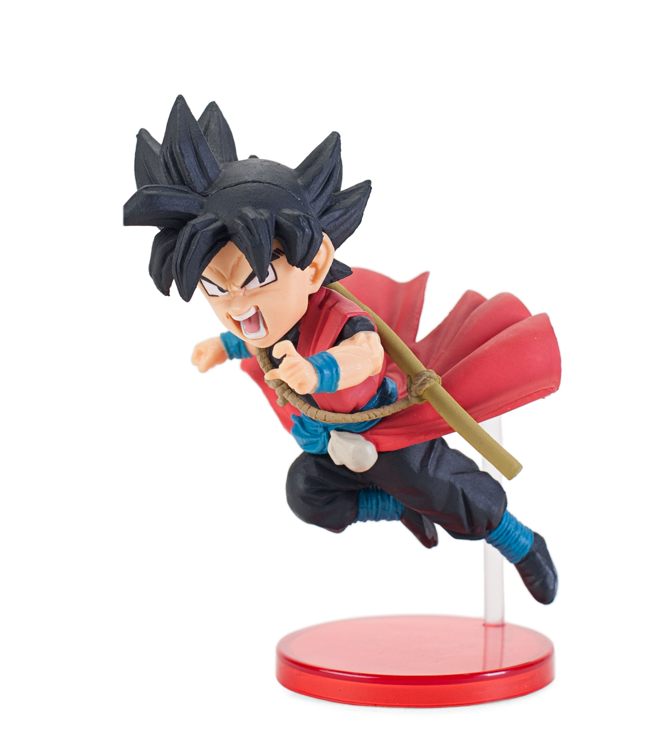 Super Dragon Ball Heroes Xeno Future Trunks 7th Anniversary WCF Figure