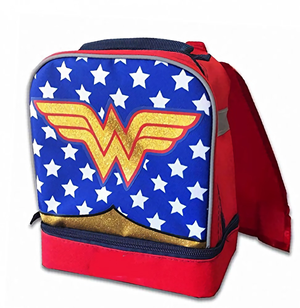 1b024c19f2b5 Image is loading DC-Comics-Wonder-Woman-Classic-Logo-with-Cape-