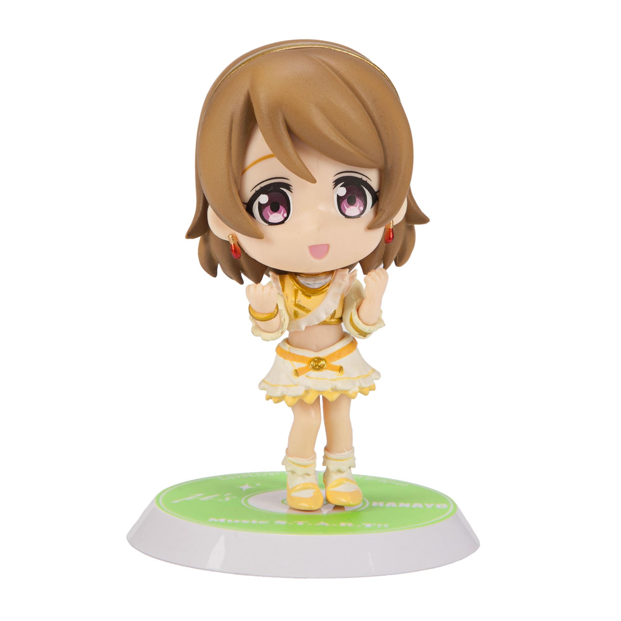 Love Live Chobirume Koizumi Hanayo Mini PVC Figure