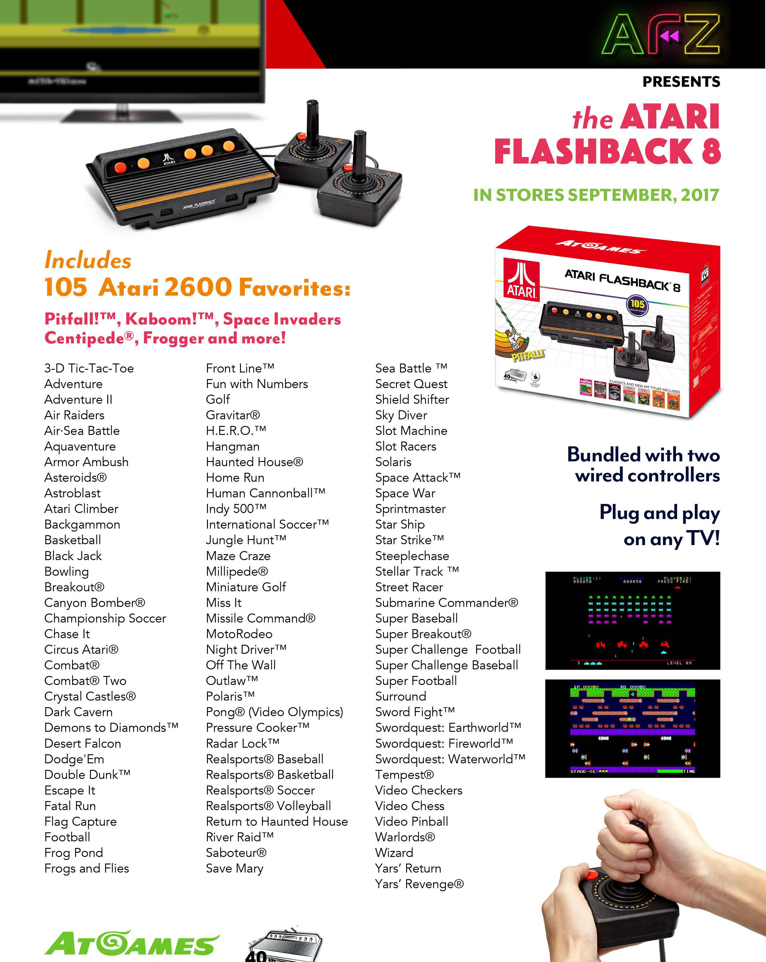 Atari Flashback series - Wikipedia