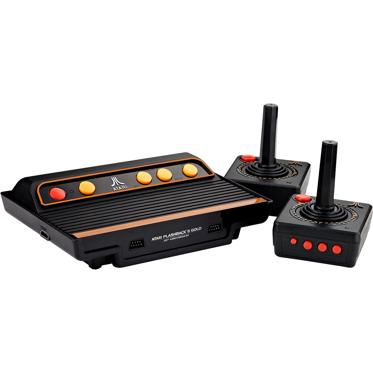 Atari flashback 8 gold hd classic game console 120 built - Atari flashback 3 classic game console ...