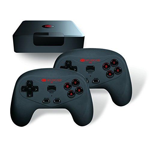 My Arcade Gamestation Wireless Plug Amp Play Console 300