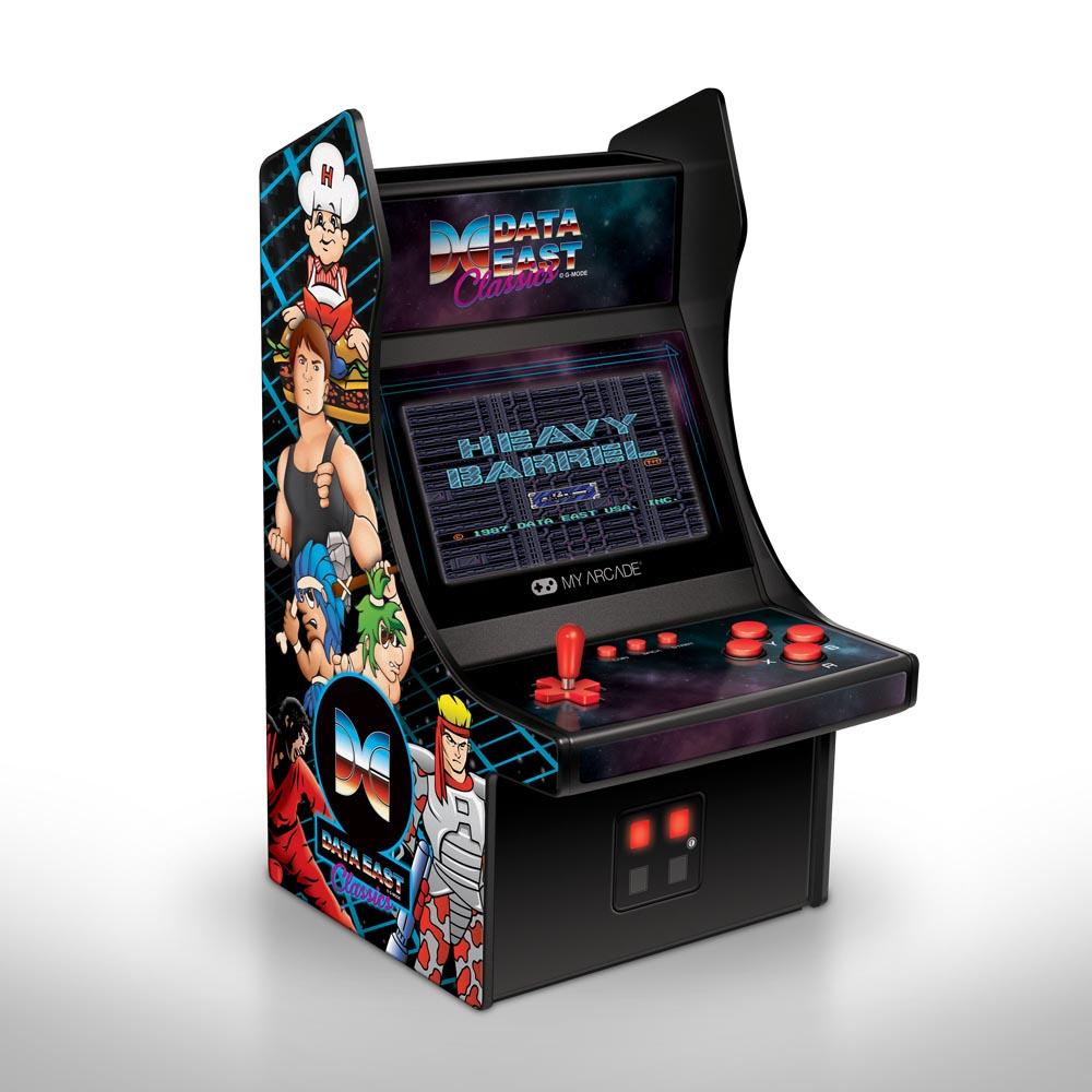 My Arcade Data East Mini Player Collectible 10 Quot Retro Arcade Machine 34 Games 845620032006 Ebay