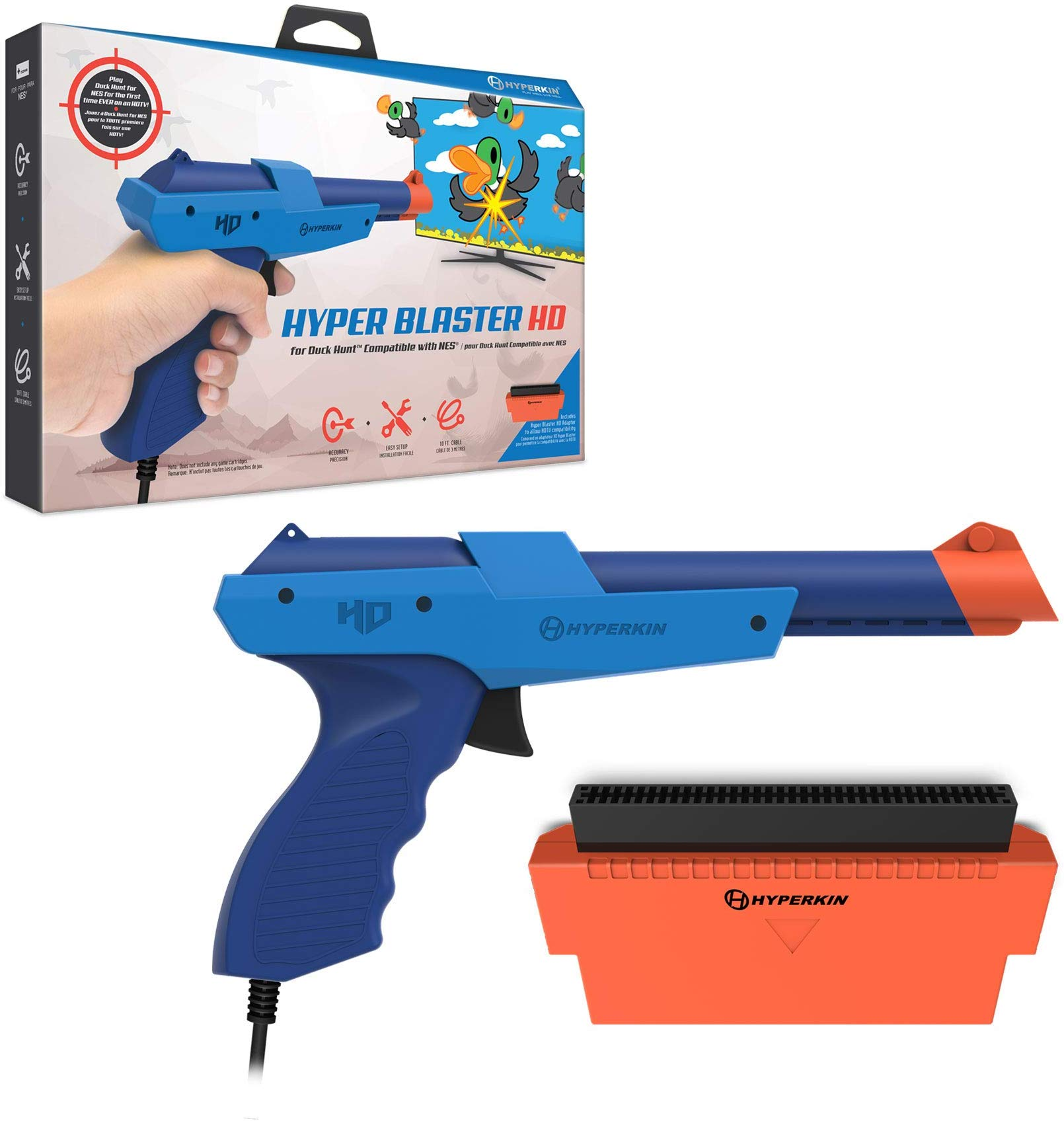 Controller Not Included Duck Hunt Controller Overlay NES