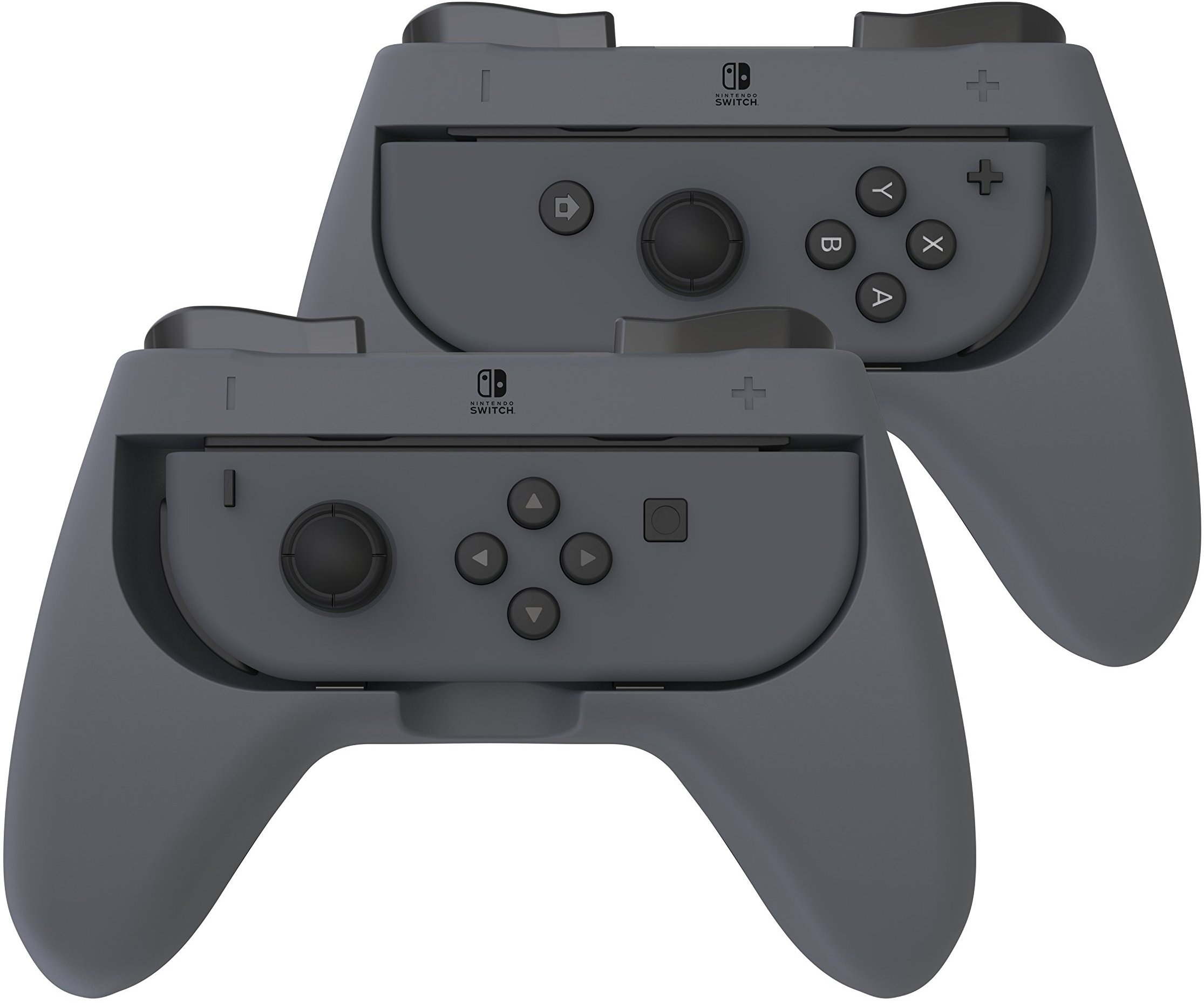 Details about PDP Nintendo Switch Pro Player Joy Con Full Size Controller  Comfort Grips