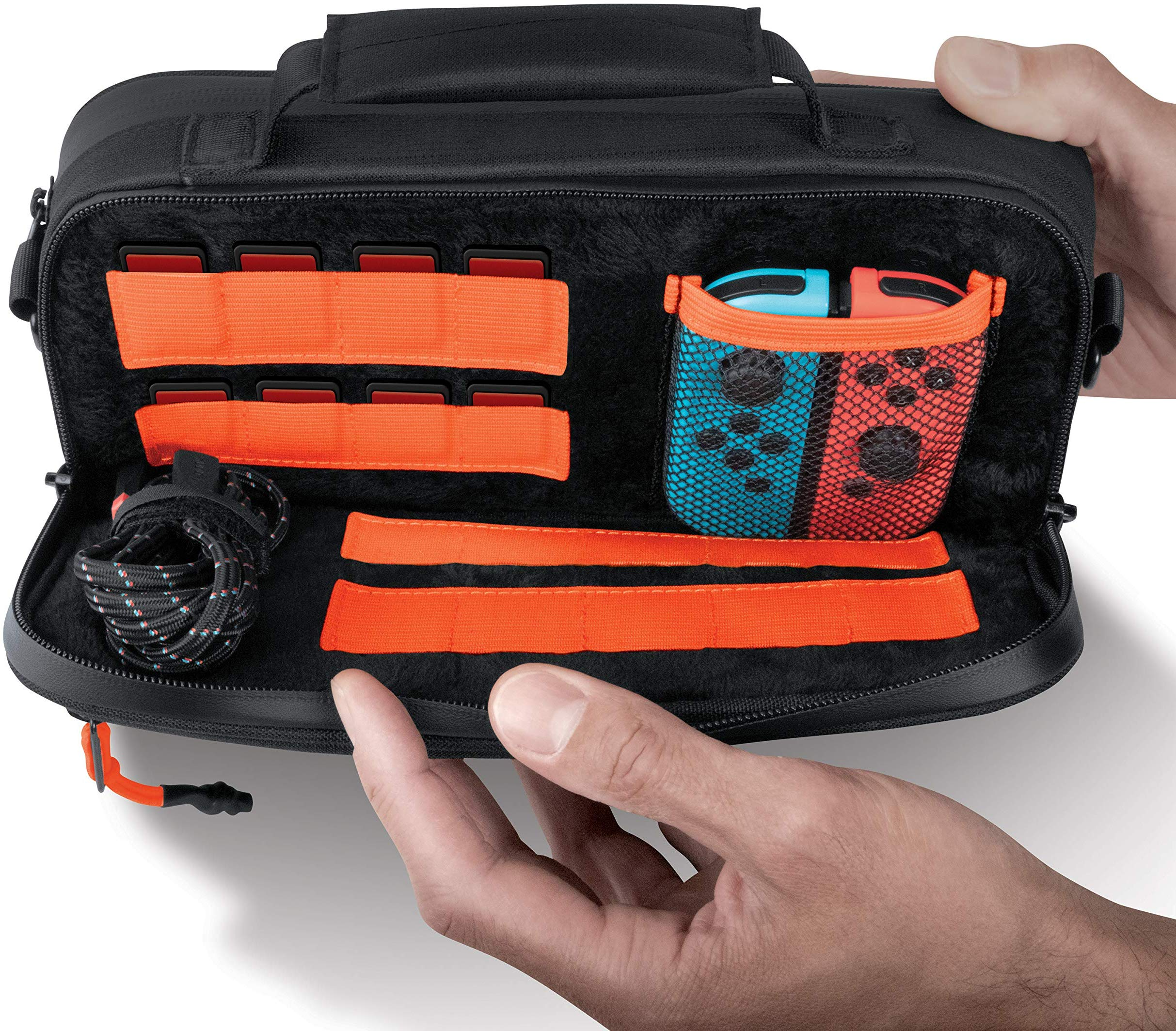 Resultado de imagem para Case Nintendo Switch Commuter - Bionik