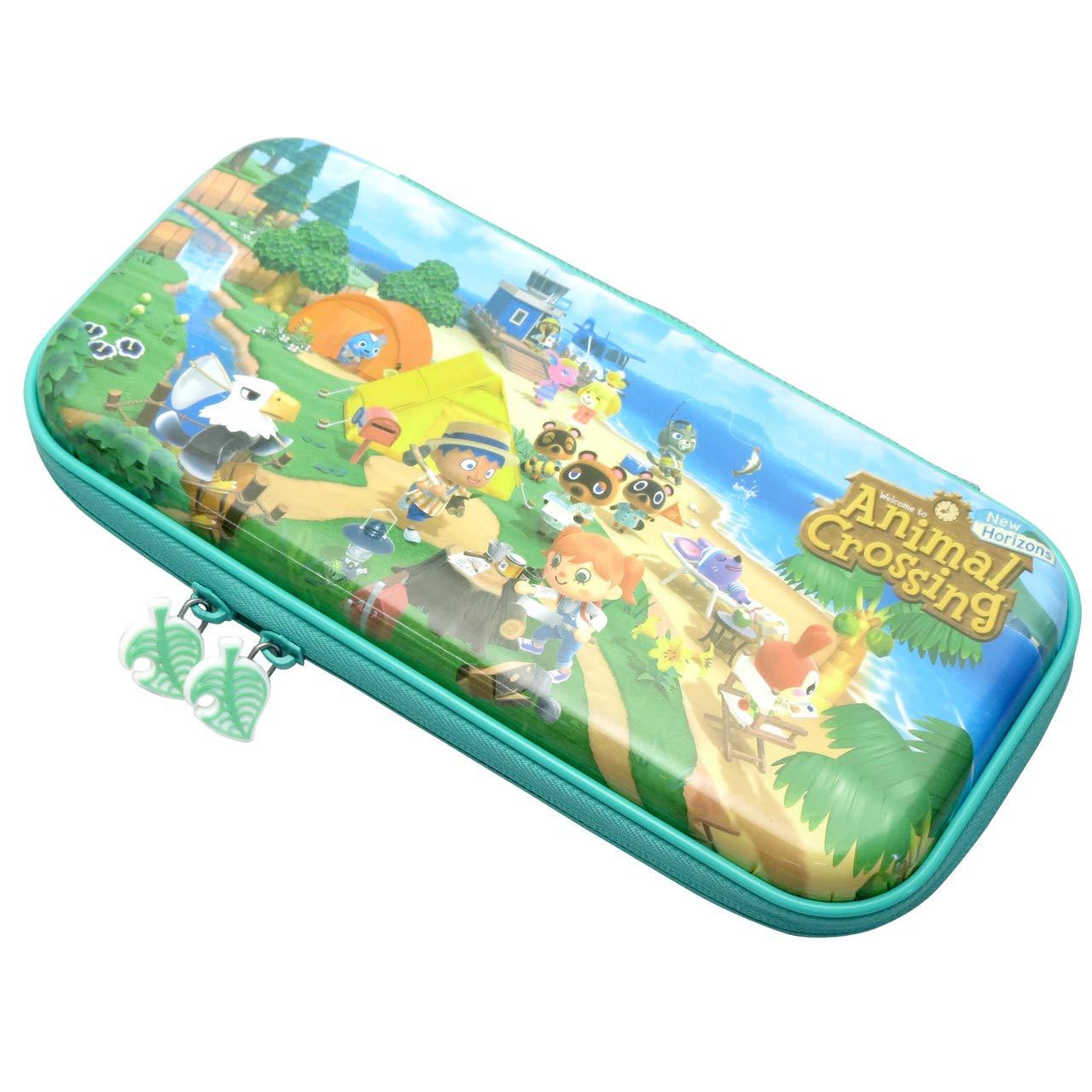 HORI Nintendo Switch Switch Lite Premium Vault Case Animal ...