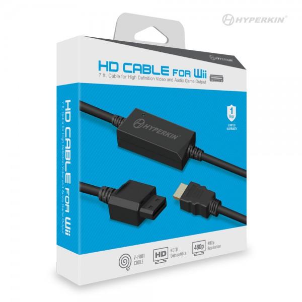 Hyperkin HD HDMI Cable for Nintendo Wii 813048018605   eBay