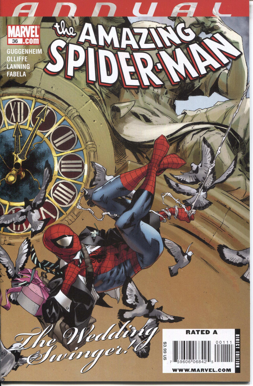 Amazing Spider-Man 1963 Series 9.2 #581 February 2009 Marvel NM