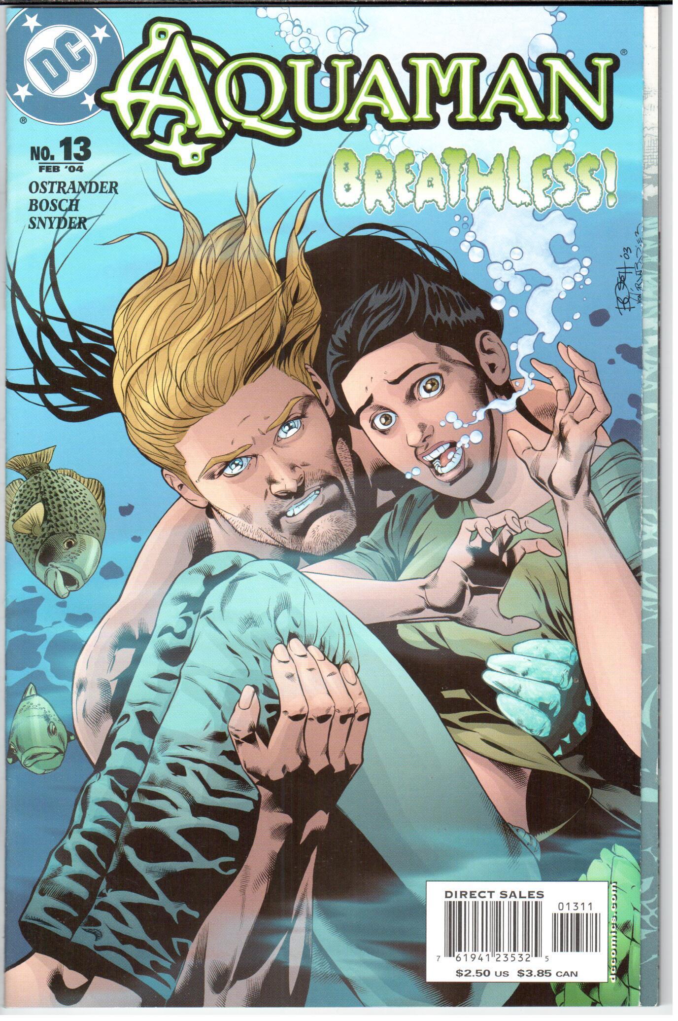 Aquaman Serie