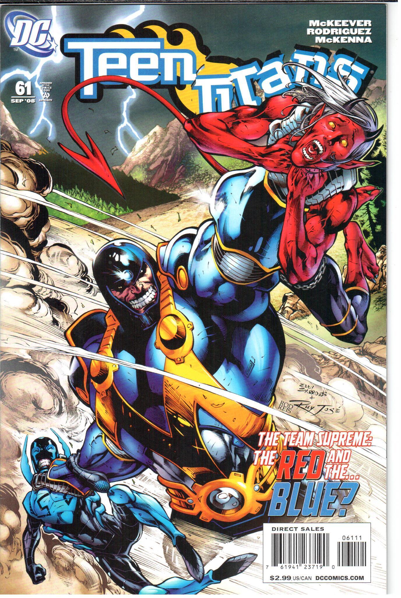 Teen Titans Serie