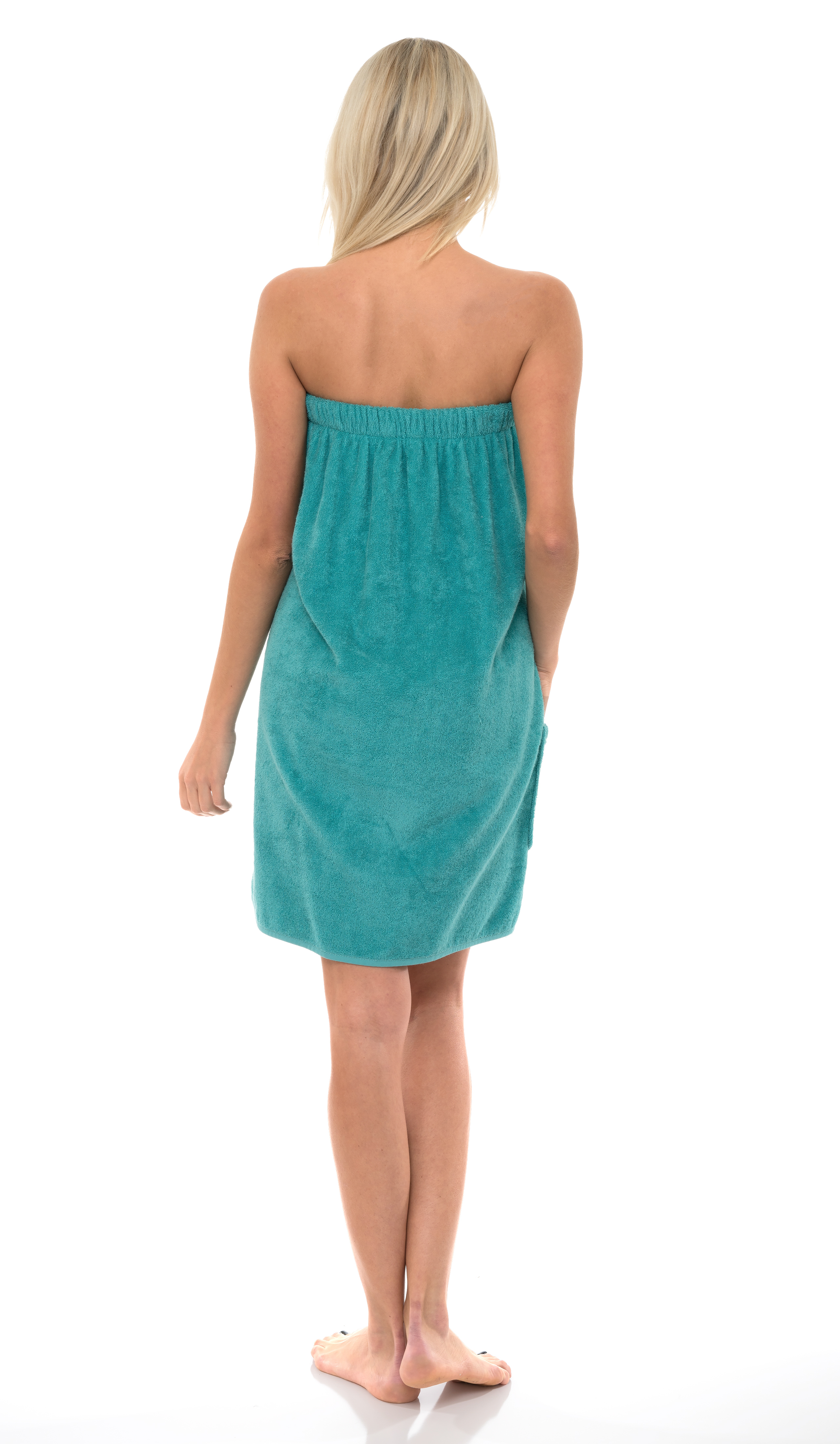 Made in Turkey TowelSelections Womens Wrap Terry Spa Towel Shower /& Bath