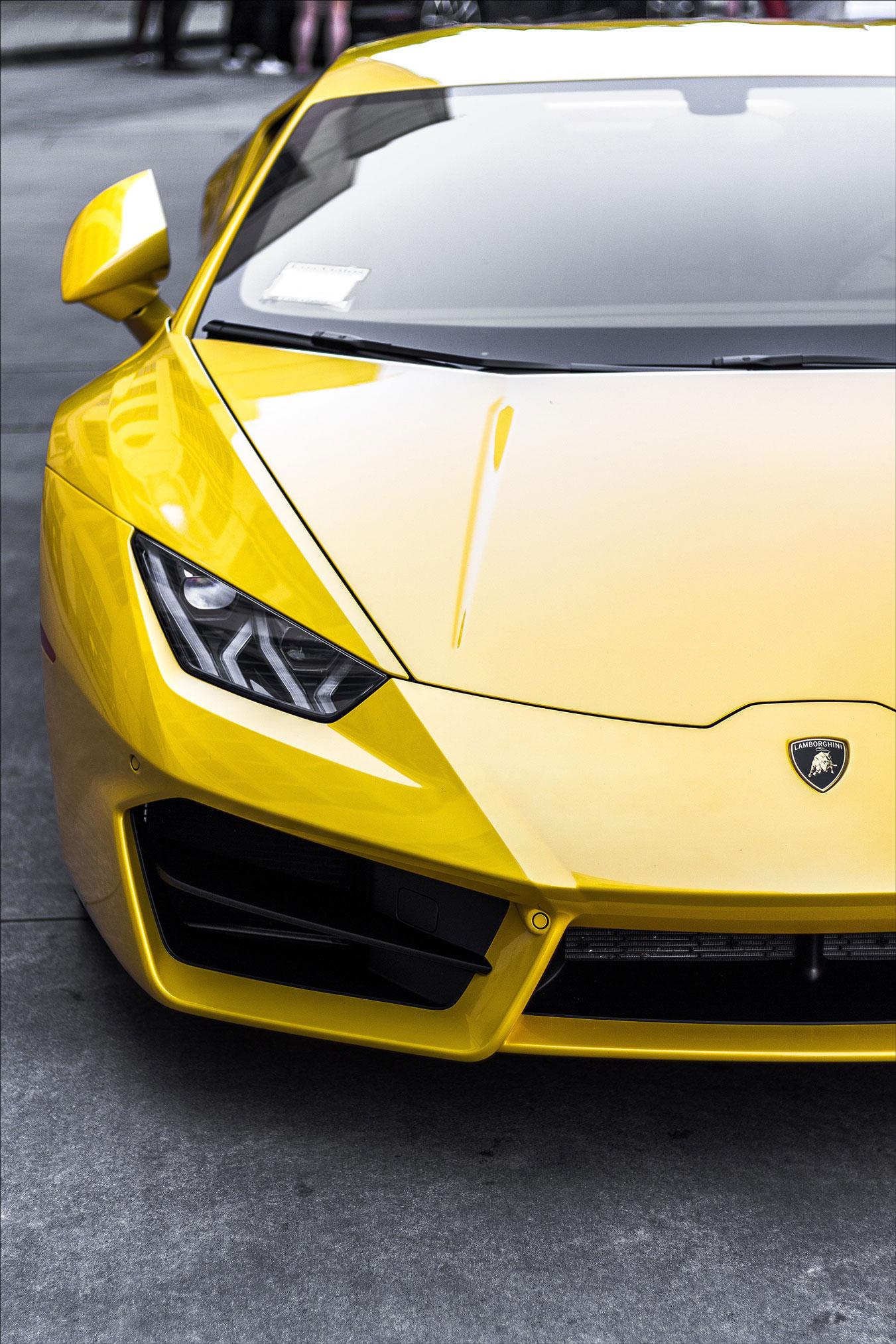 Lamborghini Huracan Luxury Vehicle Car Art Print Wall Decor ...