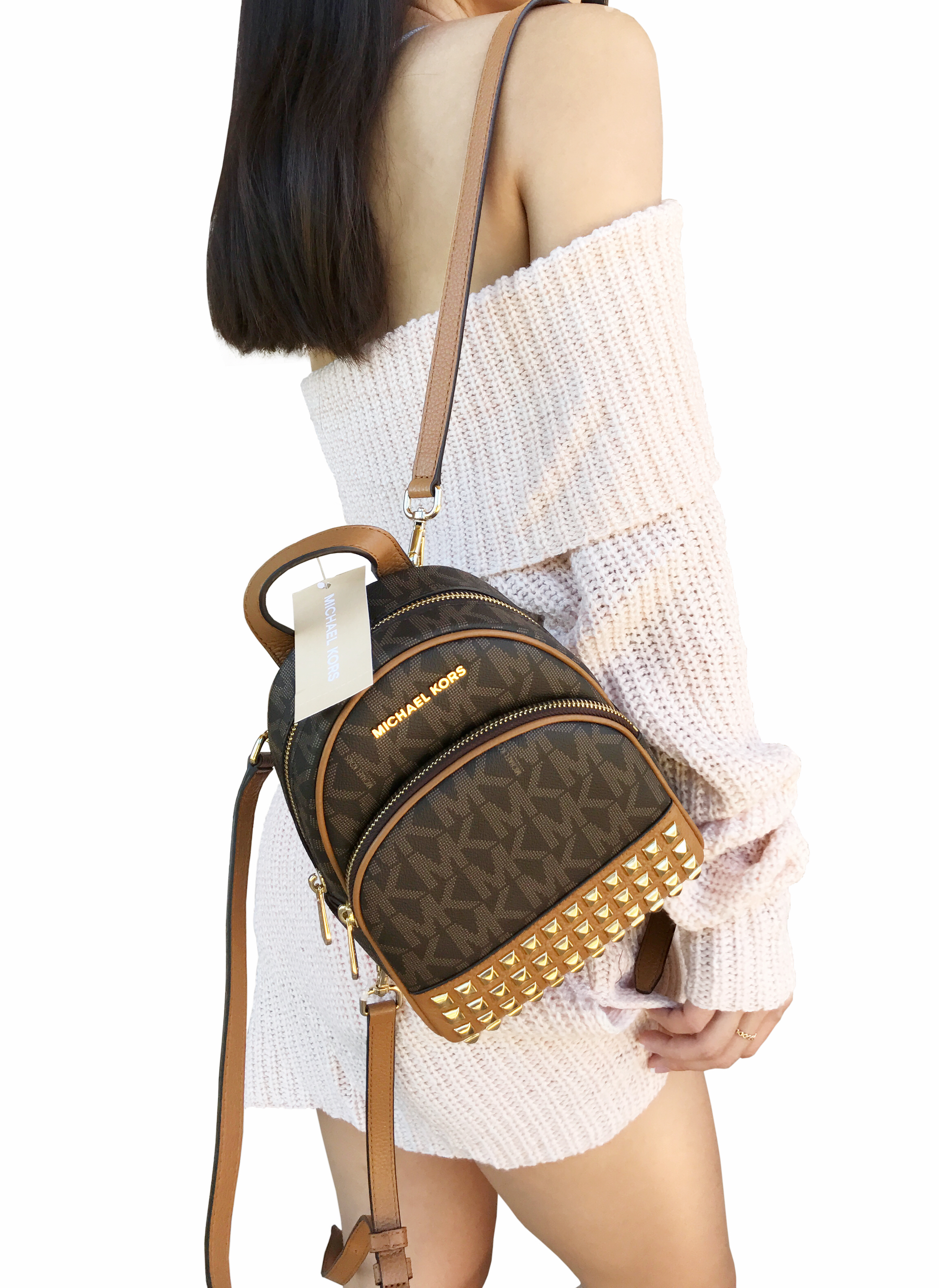 374eb75533da60 Mini Backpack Purse Michael Kors- Fenix Toulouse Handball