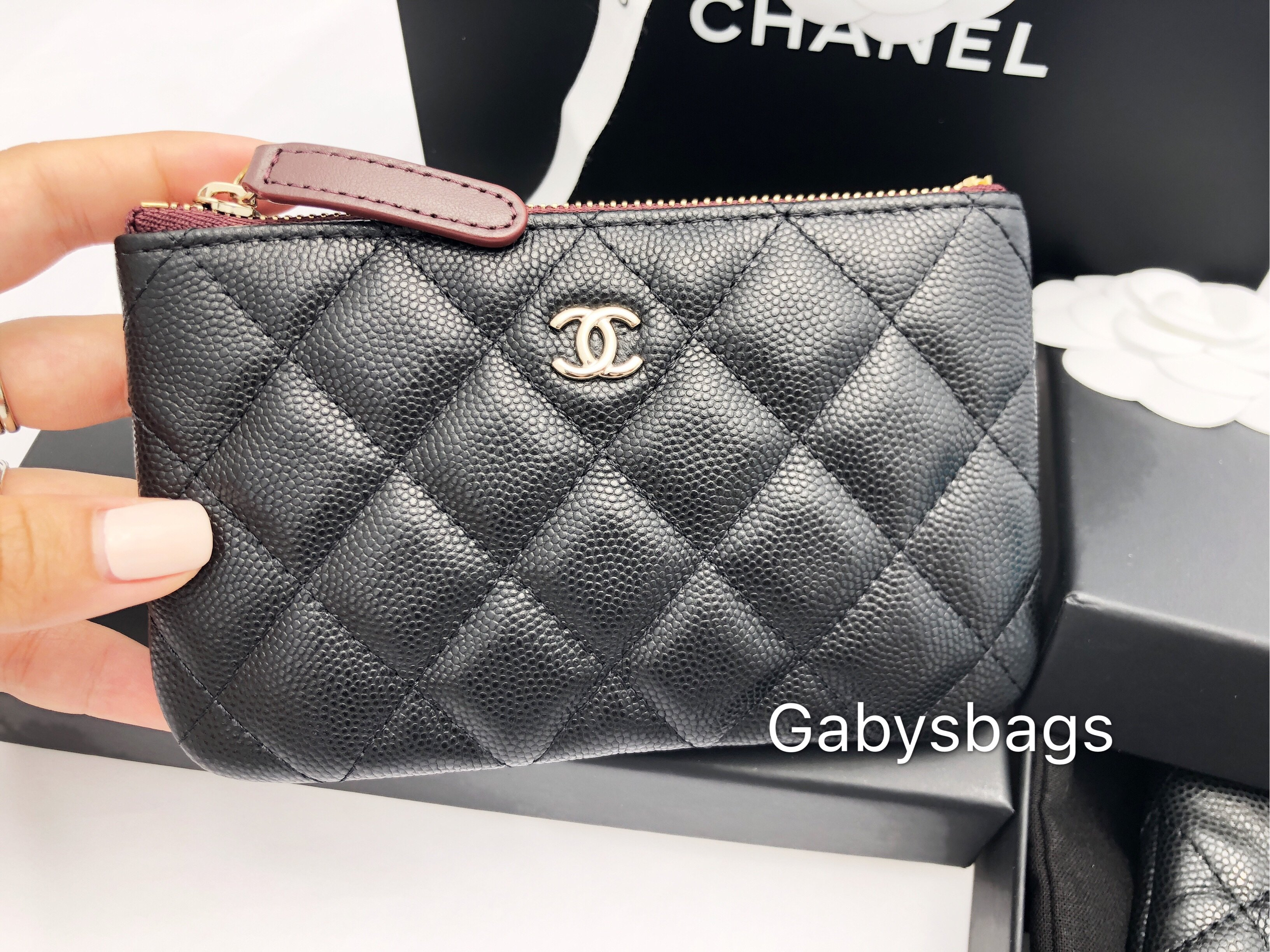 ce3381b2b62a6c Chanel Caviar Small Wallet ราคา | Stanford Center for Opportunity ...