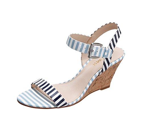 Nine West Donna Kiani Sandal Synthetic Wedge Sandal Kiani e06c86