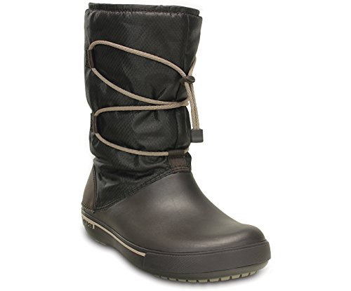 f34ef5188a04c Crocs Crocband Ii.5 Cinch BOOTS Womens Espresso mushroom 6. About this  product. Picture 1 of 3  Picture 2 of 3 ...