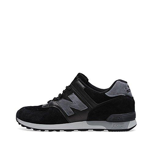 New Balance Black/Grey 576 Men's Shoes Black/Grey Balance M576PLK 1f8686