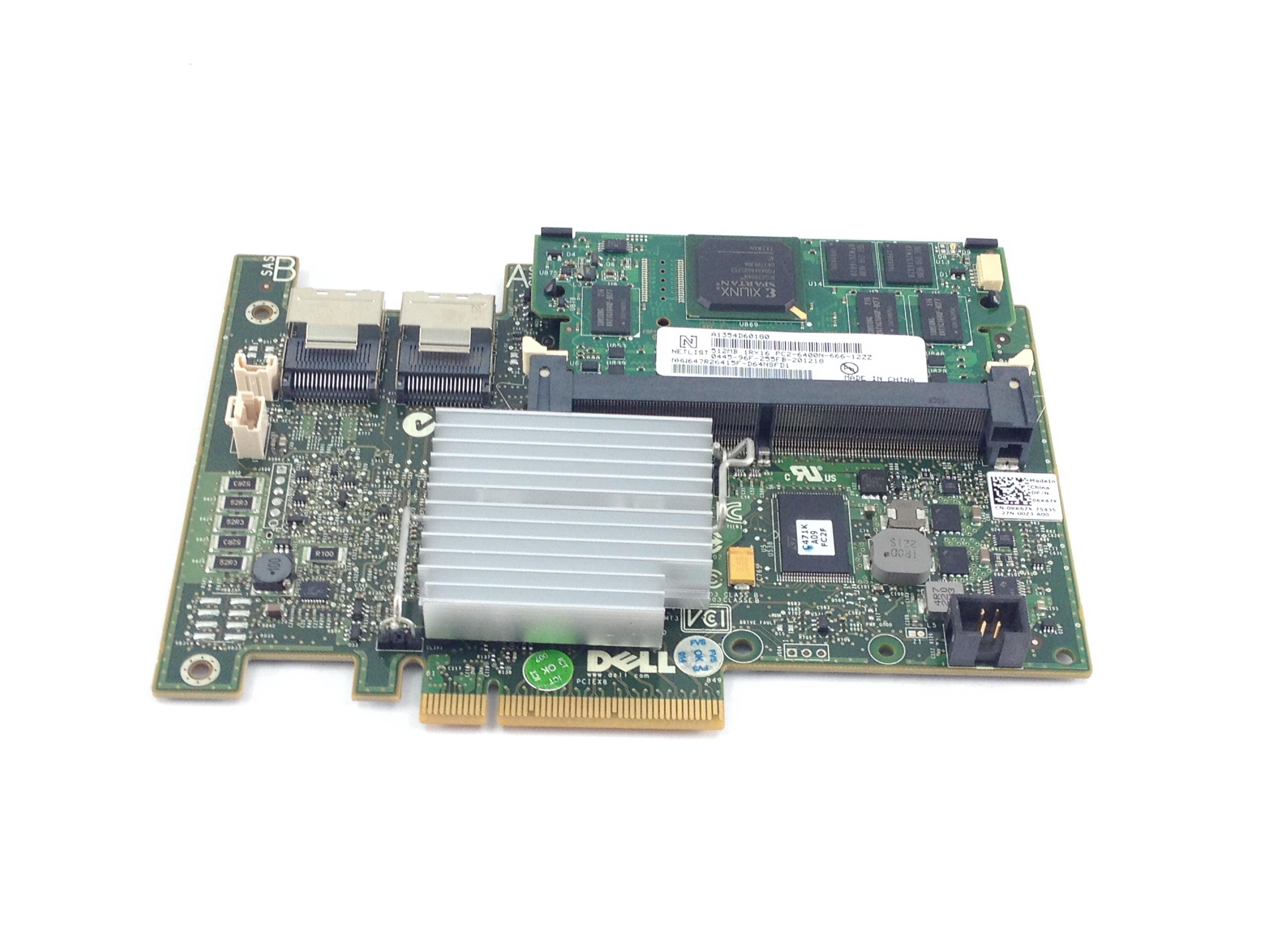 DELL PERC H700 512M RAID CONTROLLER //// R374M //// FREE SHIPPING