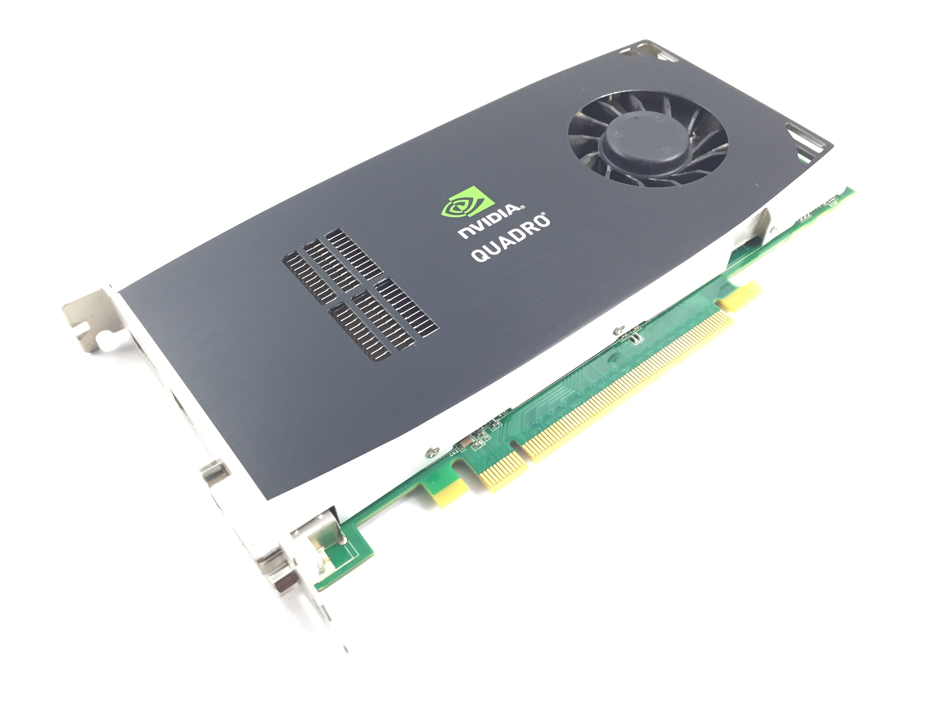HP DELL NVIDIA QUADRO FX1800 FX 1800 768MB GRAPHICS VIDEO CARD