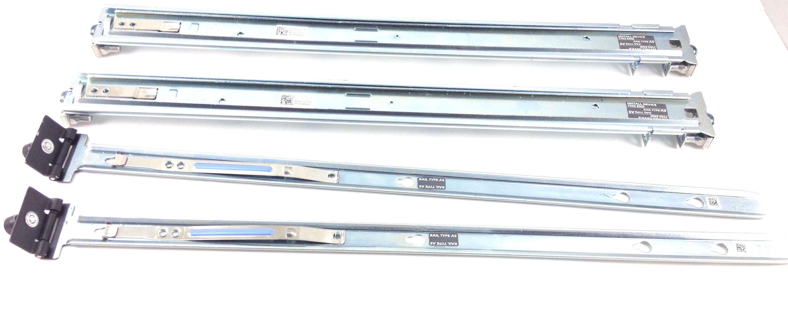 DELL Force 10 RAIL KIT  5RN1M 8024//8024F//8132//8132F//8164F SWITCHES