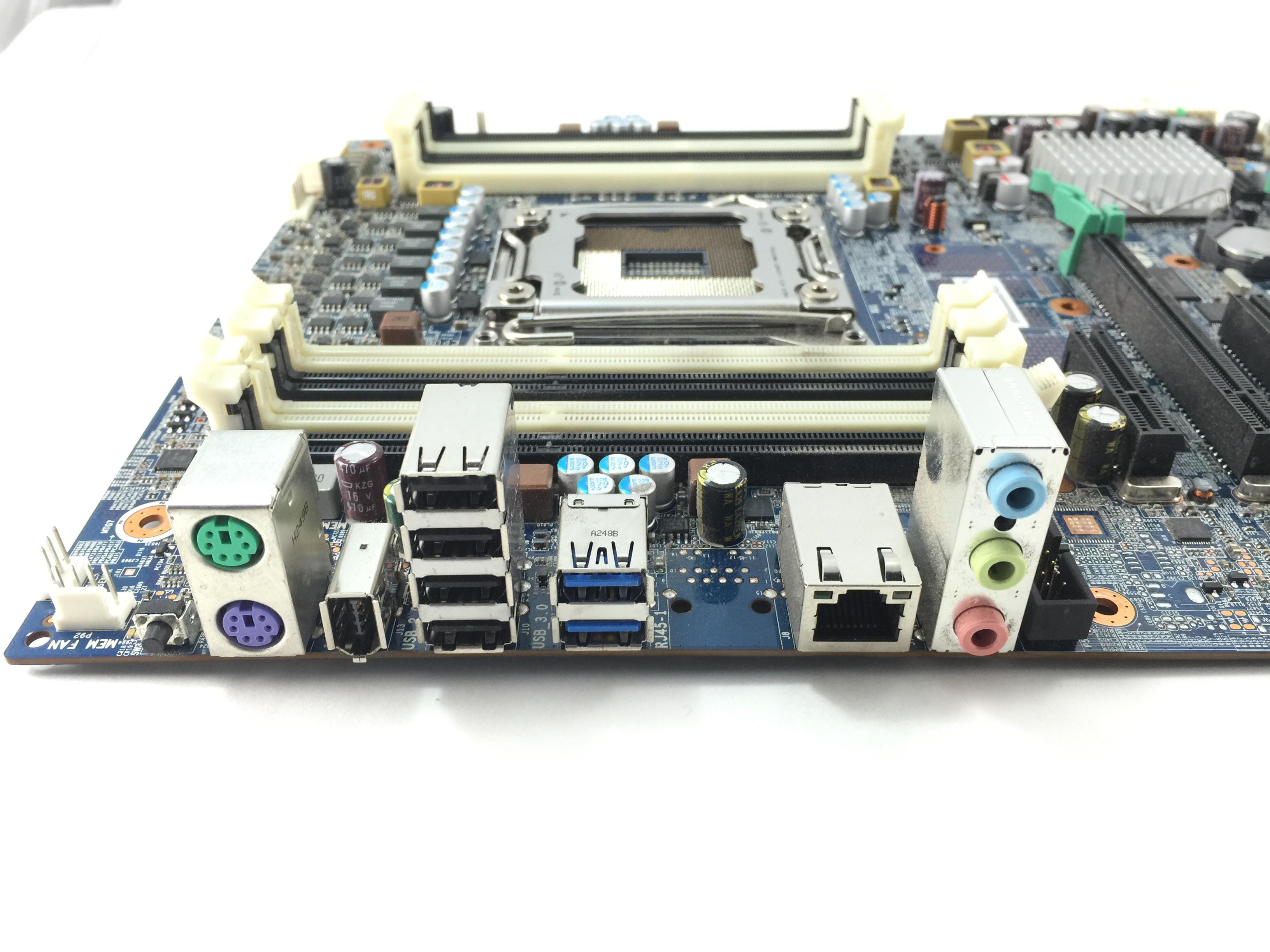 HP Z420 Workstation System Motherboard Lga2011 618263-001