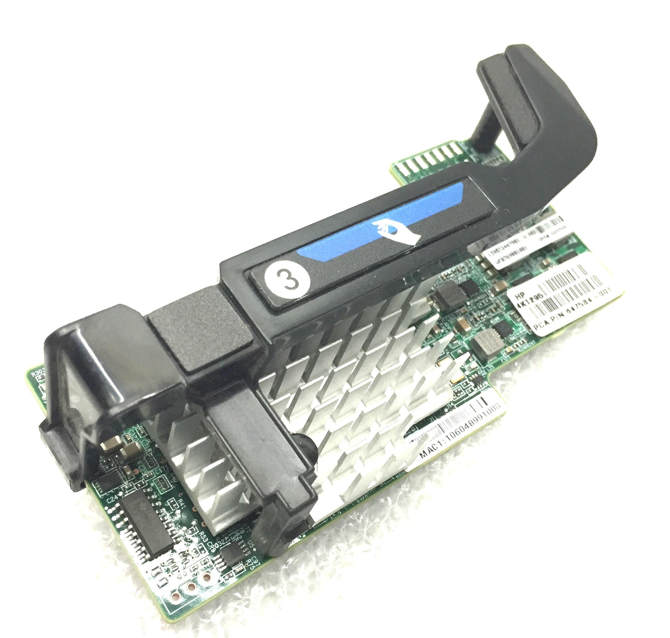 684212-B21 HP FLEXFABRIC 10GB 2-PORT 554FLB FIO ADAPTER 649940-001 647584-001