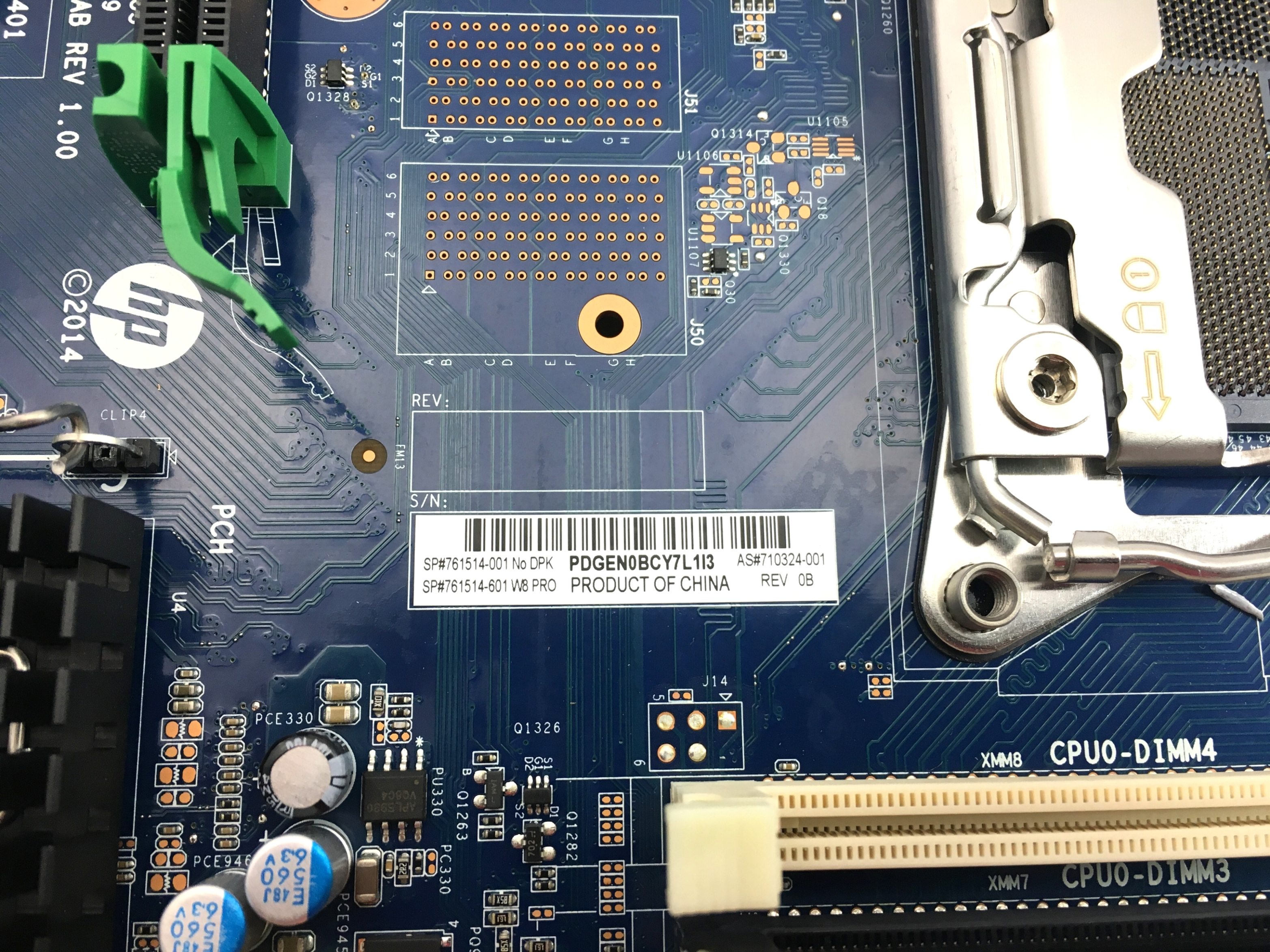 Hp Z440 Motherboard Manual