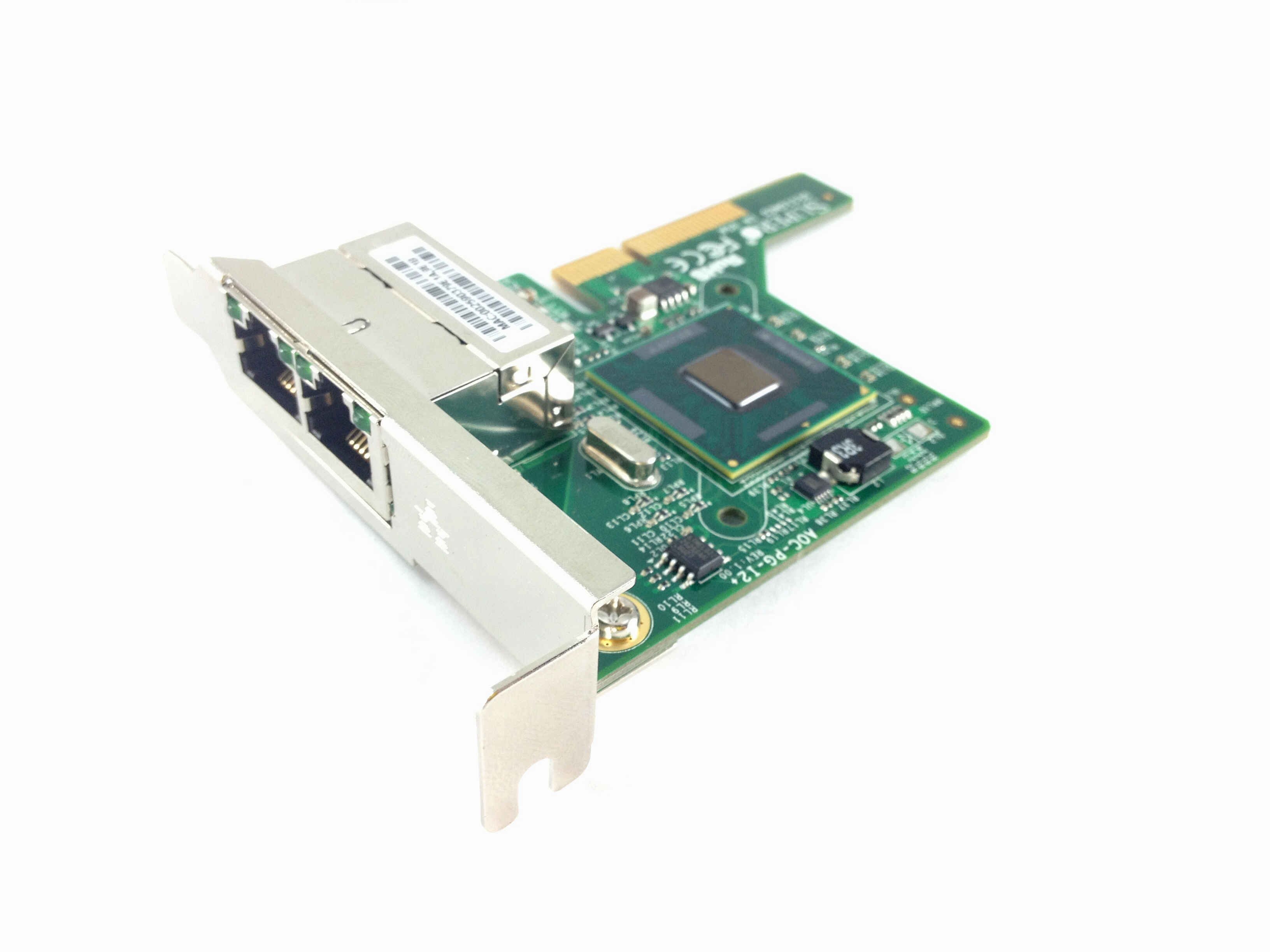 Supermicro AOC-SGP-I2 Dual-Port PCI Gigabit Ethernet PCI Network Adapter