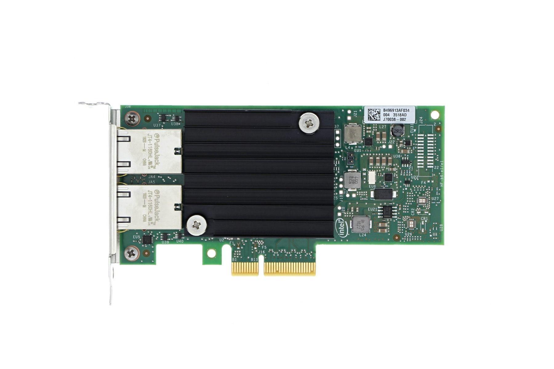 C4D5P Dell Intel X550-T2 10GB Dual Port PCI-E Network Adapter