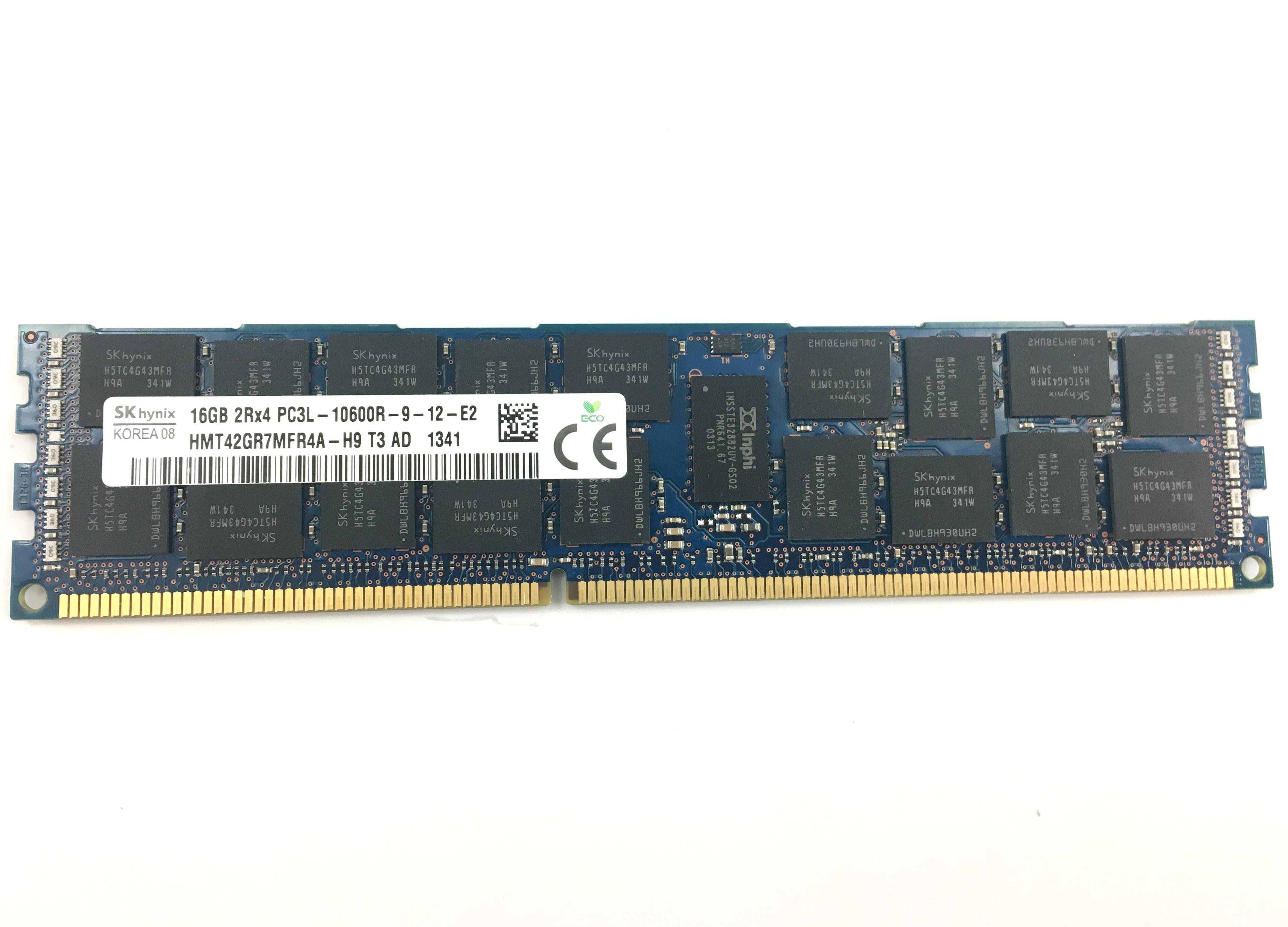1x 8GB RAM Memory Supermicro Server Tested DDR3 ECC REG 2Rx4 PC3-10600R 1333Mhz