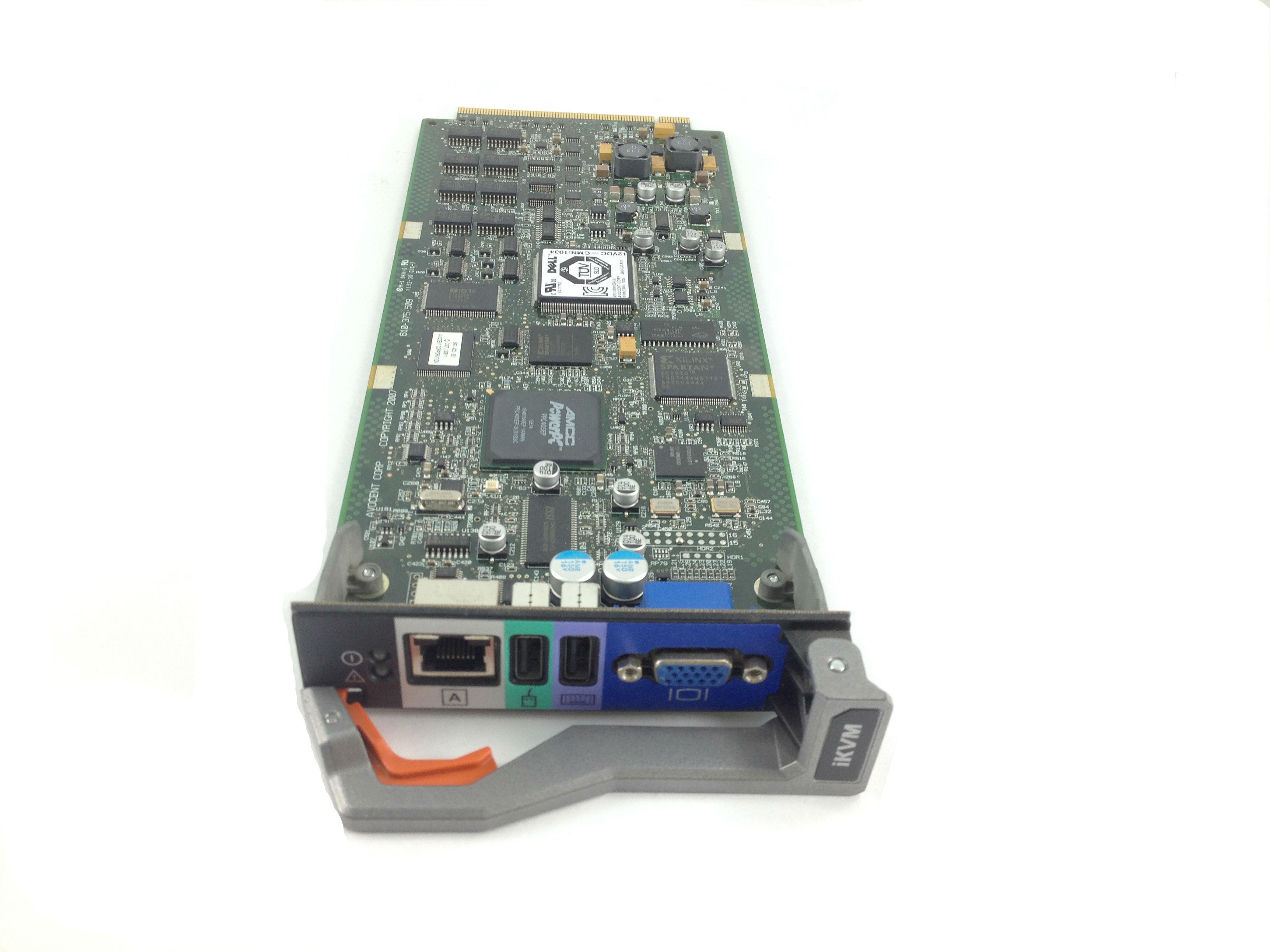 Details about K036D Dell Ikvm Module For PowerEdge M1000E Blade Server