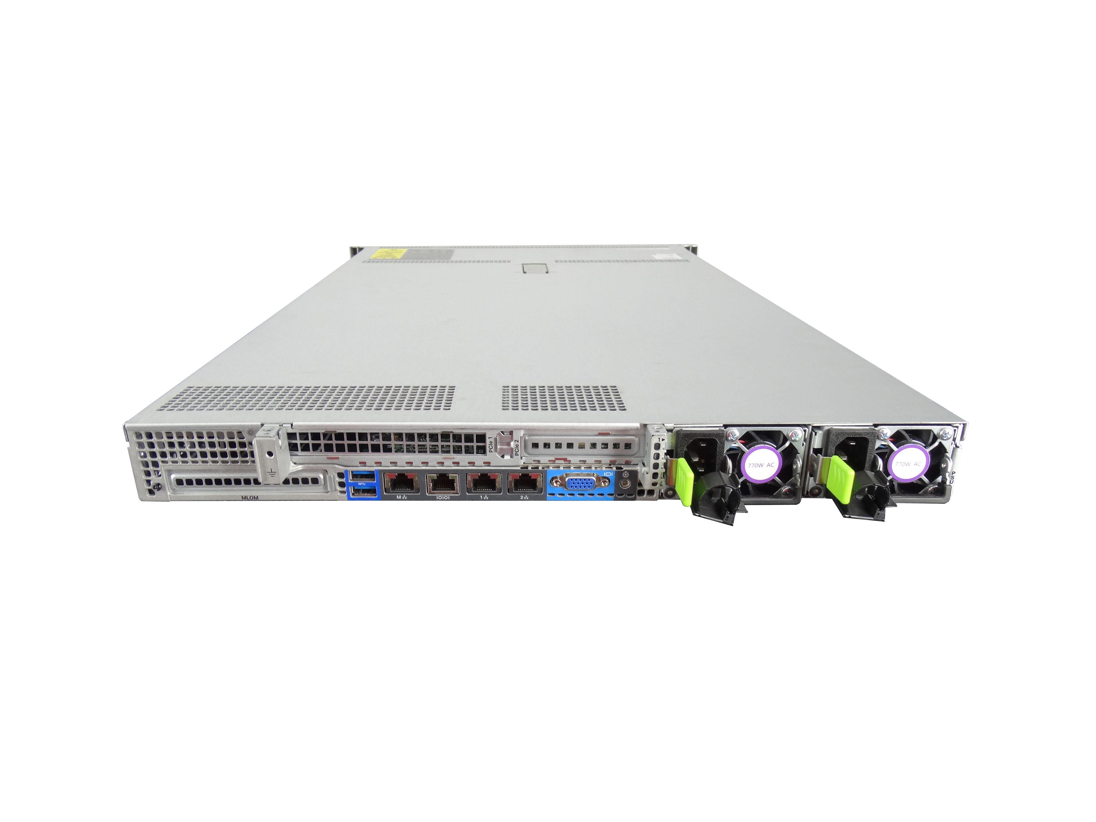Details about Cisco UCS C220 M4 8-Bay SFF 2x E5-2680 V3 2 5GHz 12C 48GB 4x  1TB SAS