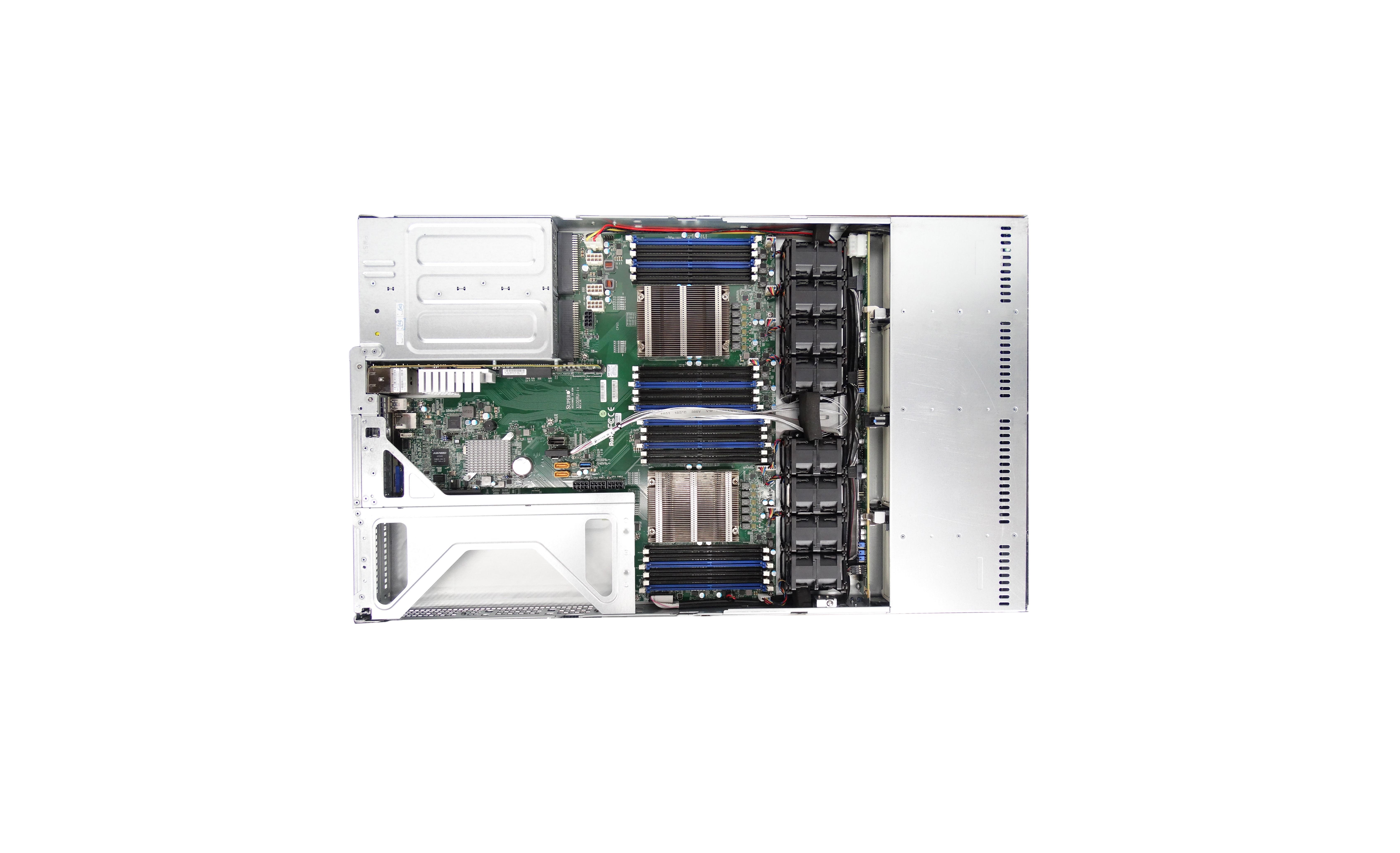 Supermicro-6018U-TR4T-4-Bay-1U-2x-Xeon-E5-2650-V3-2-3GHz-10C-32GB-4x-3TB-SATA thumbnail 3